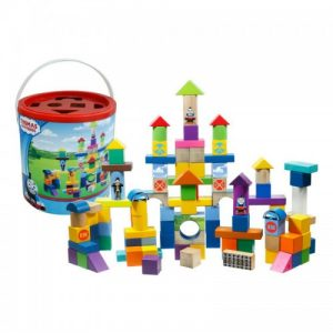 J00054 - Thomas and Friends 100 Building Blocks 1-500x500