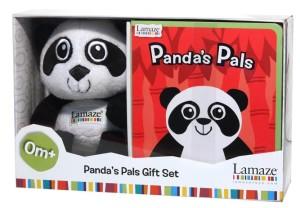 Panda Pals Gift Set