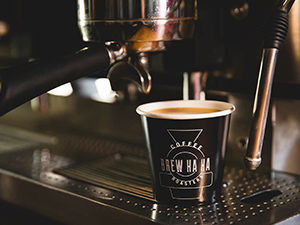 Brew Haha coffee - Lilyfield