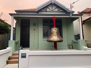 Pleasant Street decorations - Christmas Lights 2019