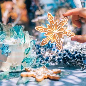 Frozen 2 inspired treats - The Grounds of Alexandria