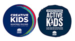 Active Kids and Creative Kids logo