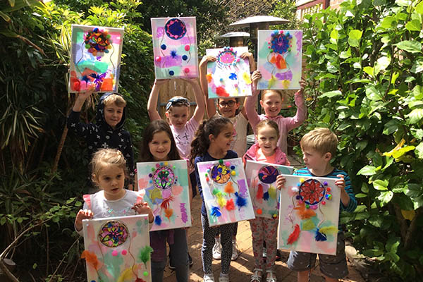 Creative Little Fingers - Inner West Mums' Activities Guide