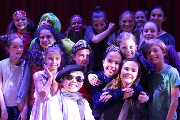 Kids Upfront Drama Academy - Inner West Mums' Activities Guide