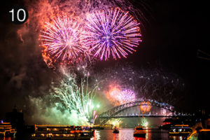 Sydney New Years Eve fireworks - Top 10 Inner West Mums' Articles