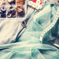Sewing tools - Every Little Step Climate Challenge Week 2
