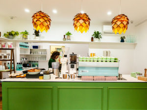 Outfield Cafe - Ashfield