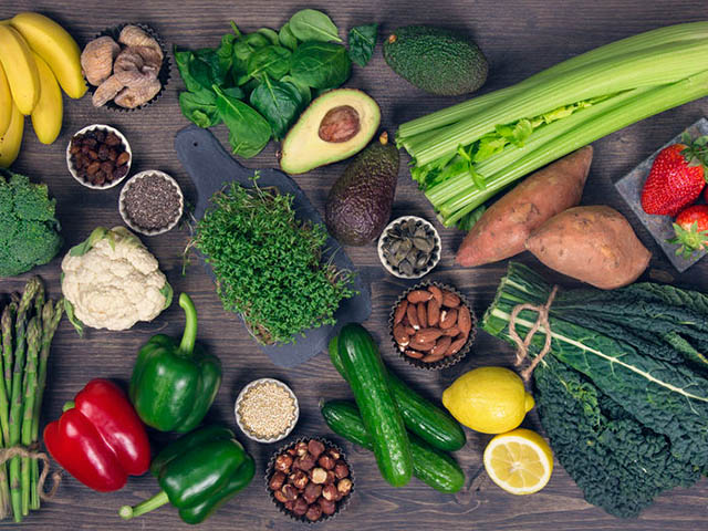 Plant-based foods - Every Little Step Challenge