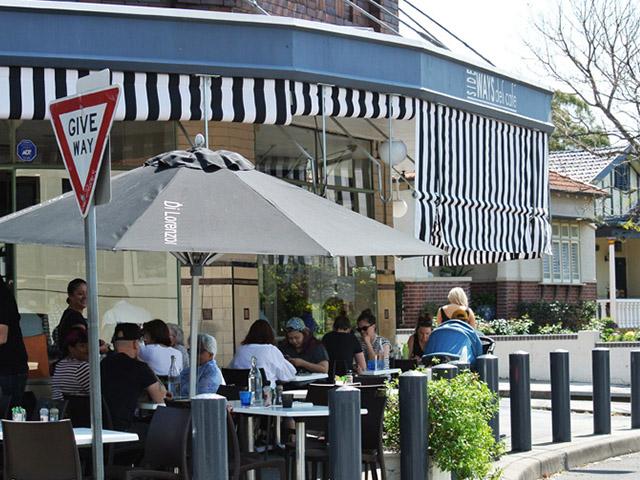 Sideways Deli Cafe, Dulwich Hill