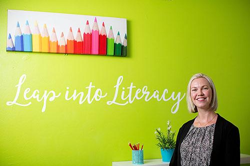 Leap into Literacy