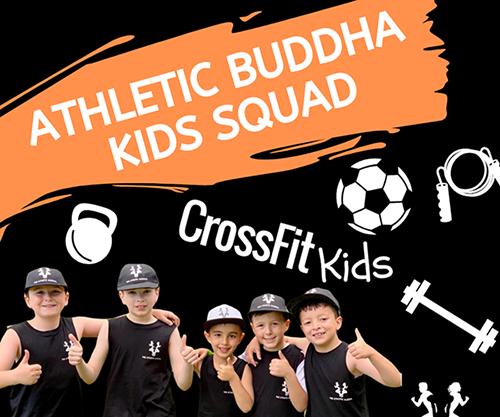 The Athletic Buddha