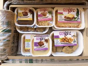 Go! Kidz - opened box