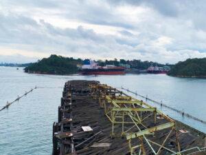 The Coal Loader - wharf