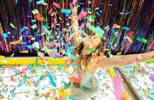 Happy Place Confetti Room - Sydney