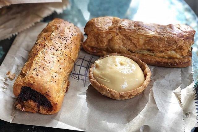 Bourke Street Bakery sausage roll