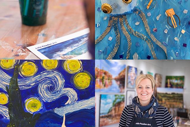 Julie Peadon Art