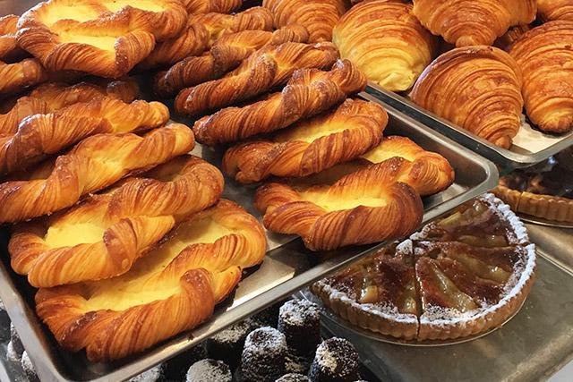 La Bancz pastries