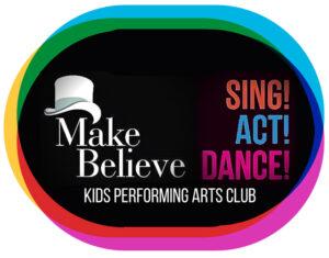Make Believe logo