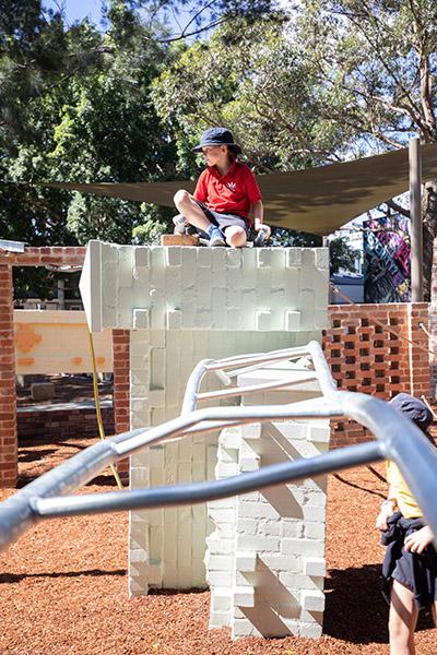 Simpson Park playground