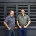 Kirk Fitis & Greg McKenzie , Blinds In Style
