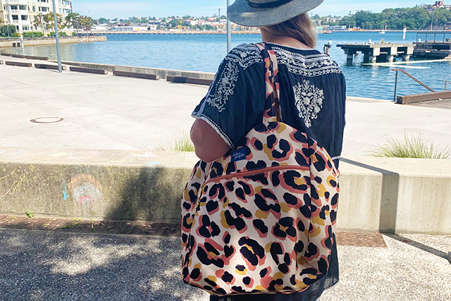The Friday People carryall tote bag