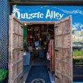 Harry Potter shop - Quizzic Alley