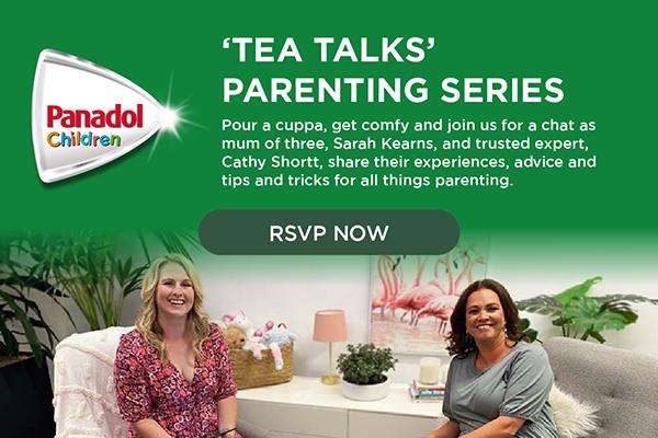 Tea Talks - Panadol