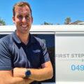 Mitchell Brown - First Steps Safe Steps
