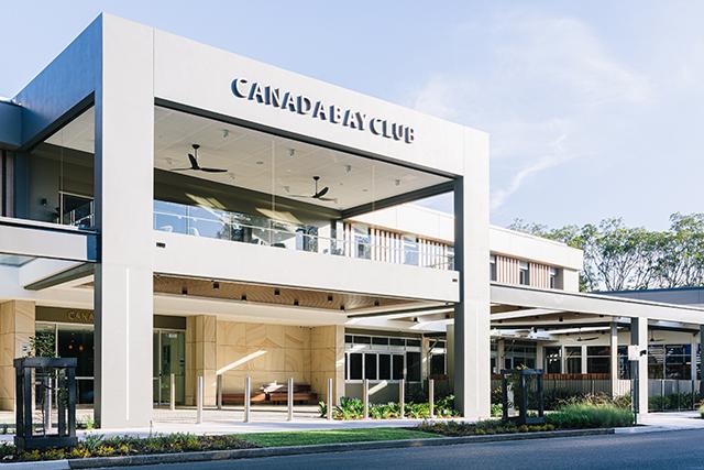 Canada Bay Club
