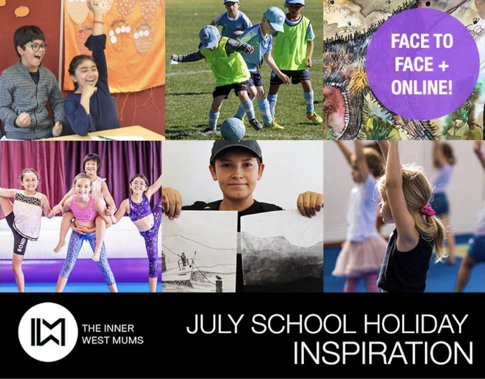 July School Holiday Guide