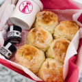 Queen Lizzy scone kit from Sunday Baker