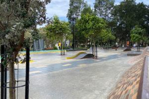 Eveleigh Green skate and scooter park
