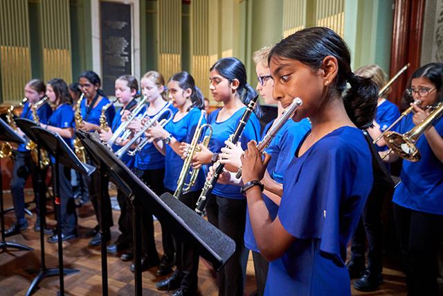 MLC School Music Scholarship